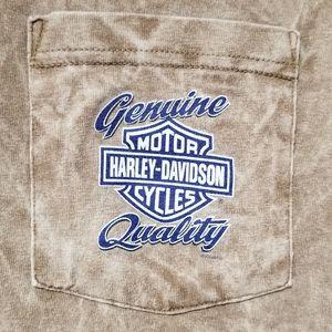 Harley Davidson Sleeveless t-shirt